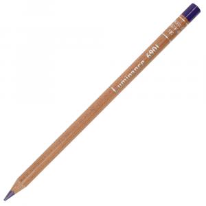 Lápis de Cor Caran d'Ache Luminance 129 Violet Brown