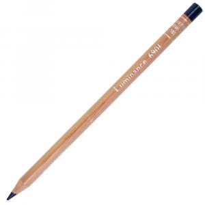 Lápis de Cor Caran d'Ache Luminance 159 Prussian Blue
