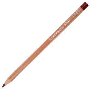 Lápis de Cor Caran d'Ache Luminance 585 Perylene Brown