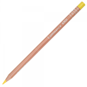 Lápis de Cor Caran d'Ache Luminance 810 Bismuth Yellow