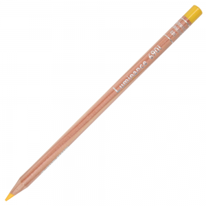 Lápis de Cor Caran d'Ache Luminance 820 Golden Bismuth Yellow