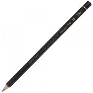 Lápis Para Desenho Técnico Caran d'Ache Technalo 3B