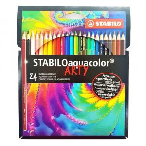 Lápis de Cor Aquarelávle Stabilo Aquacolor