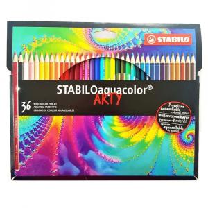 Lápis Aquarelável Stabilo Aquacolor
