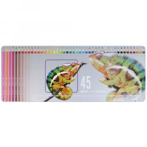 Lápis de Cor Profissional Bruynzeel Chameleon 45 Cores