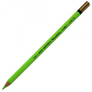 Lápis Aquarelável Koh-I-Noor Mondeluz  22 Bice Green