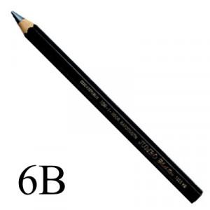 Lápis Jumbo Black Star Koh-I-Noor 6B 1820
