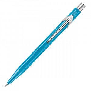 Lapiseira Caran D'Ache 0.7mm Azul Turquesa Metalizado