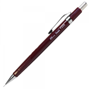 Lapiseira Pentel Sharp 0.5 mm P205-B Vinho