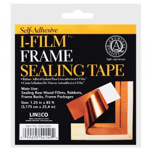 Fita Adesiva Lineco Frame Sealing Cobre 034-2000