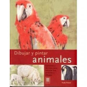 Desenhar e Pintar Animais – Trudy Friend
