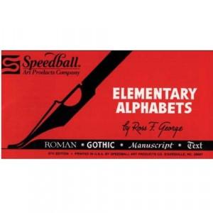 Livro de Caligrafia The Speedball Textbook 24° edição