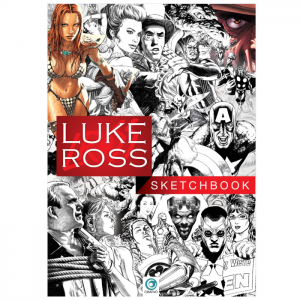 Sketchbook Luke Ross