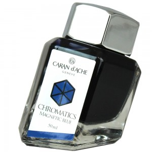 Tinta Para Tinteiro Chromatics Caran d'Ache Magnetic Blue 50ml