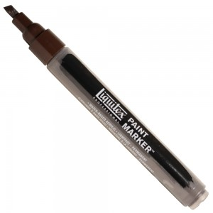 Marcador Liquitex Paint Marker 4mm 4620128 Burnt Umber
