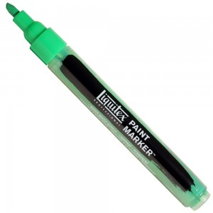 Marcador Liquitex Paint Marker 4mm 4620312 Light Green Permanent