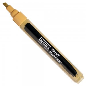 Marcador Liquitex Paint Marker 4mm 530 Bronze Yellow