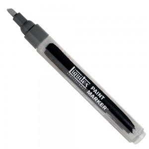 Marcador Liquitex Paint Marker 4mm 5599 Neutral Grey 5
