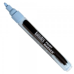 Marcador Liquitex Paint Marker 4mm 680 Light Blue Violet