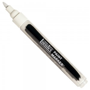Marcador Liquitex Paint Marker 4mm 8599 Neutral Grey 8