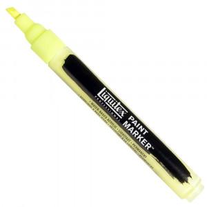 Marcador Liquitex Paint Marker 4mm 981 Fluorescent Yellow