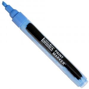 Marcador Liquitex Paint Marker 4mm 984 Fluorescent Blue