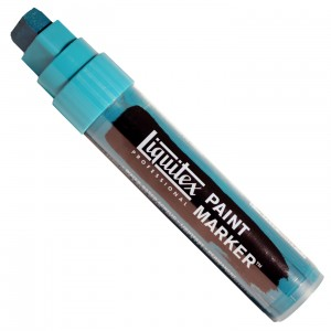 Marcador Liquitex Paint Marker 15mm 4610169 Cobalt Turquoise Hue