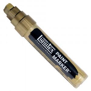 Marcador Liquitex Paint Marker 15mm 4610237 Antique Gold