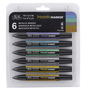 marcador promarker metálico winsor