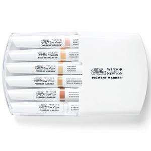 Marcador Pigment Marker Winsor & Newton Tons de Pele
