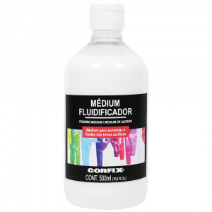 Médium Fluidificador Corfix 500ml