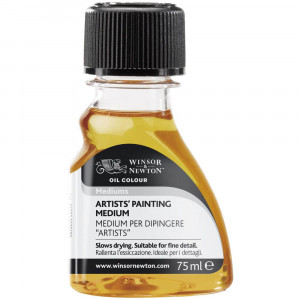 Medium para Pintura Óleo Winsor & Newton 75ml