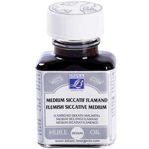 Médium Siccatif Flamand Lefranc & Bourgeois 75ml