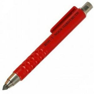 Portaminas Koh-I-Noor 5.6mm 5305 Mephisto Vermelha