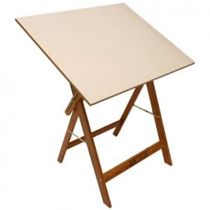 Mesa Para Desenho 4830 Tampo PA-80 60x80cm Trident