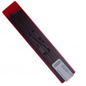 Mina Grafite Koh-I-Noor 2.0mm Preto 4300