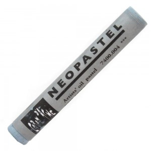 Pastel Oleoso Neopastel Caran d'Ache 004 Steel Grey