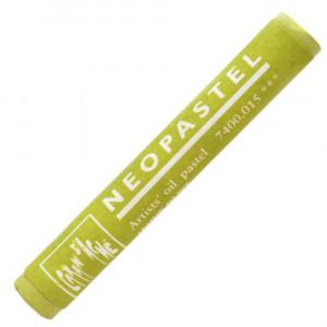 Pastel Oleoso Neopastel Caran d'Ache 015 Olive Yellow