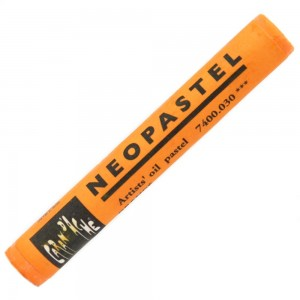 Pastel Oleoso Neopastel Caran d'Ache 030 Orange