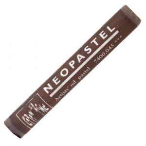 Pastel Oleoso Neopastel Caran d'Ache 045 Vandycke Brown