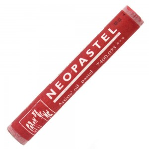 Pastel Oleoso Neopastel Caran d'Ache 075 Indian Red