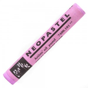 Pastel Oleoso Neopastel Caran d'Ache 101 Light Purple Violet