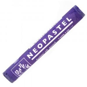 Pastel Oleoso Neopastel Caran d'Ache 120 Violet