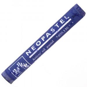 Pastel Oleoso Neopastel Caran d'Ache 130 Royal Blue
