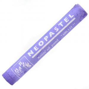Pastel Oleoso Neopastel Caran d'Ache 131 Periwinkle Blue