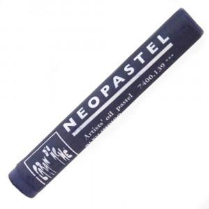 Pastel Oleoso Neopastel Caran d'Ache 139 Indigo Blue
