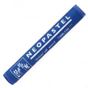 Pastel Oleoso Neopastel Caran d'Ache 150 Sapphire Blue