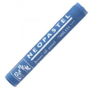 Pastel Oleoso Neopastel Caran d'Ache 155 Blue Jeans