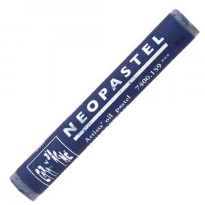 Pastel Oleoso Neopastel Caran d'Ache 159 Prussian Blue