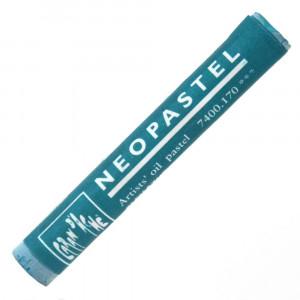 Pastel Oleoso Neopastel Caran d'Ache 170 Cyan